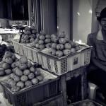 2011 10 11 Pedagang buah depan Sinta Manisan Cirebon
