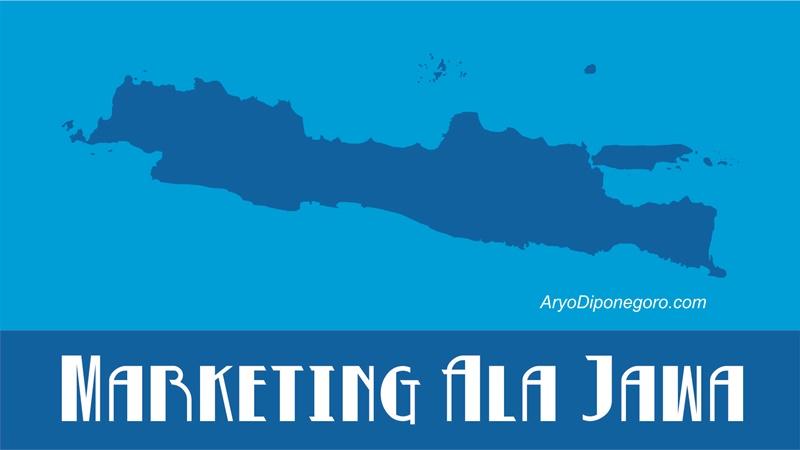 Marketing Ala Jawa