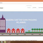 Bikin Web Iklan Baris Versi YukBisnisProperti.org