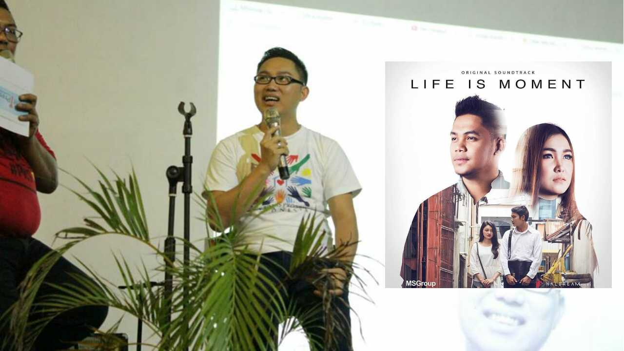 Nonton Life Is Moments, Filmnya Sobatku, Brader Harry Afandy